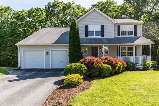20 Woodmist Cir, Coventry, RI 02816 (MLS #1227654) :: Albert Realtors