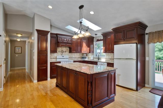 830 Carrs Pond Rd, East Greenwich, RI 02818 (MLS #1227726) :: The Martone Group
