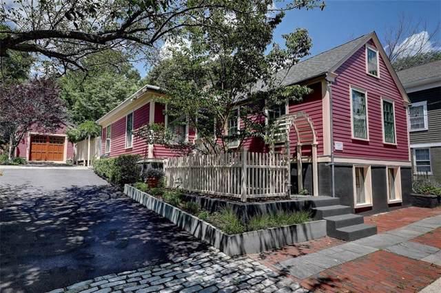 8 Sheldon St, East Side of Providence, RI 02906 (MLS #1227908) :: Albert Realtors