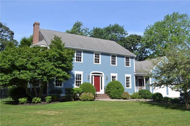 1 Cedar Dr, Bristol, RI 02809 (MLS #1228005) :: Welchman Torrey Real Estate Group