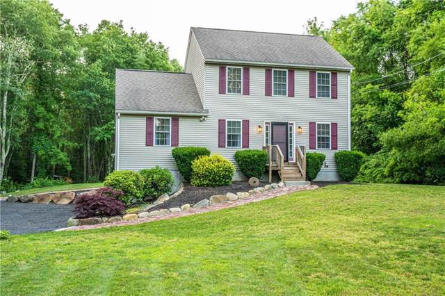 1285 Snake Hill Rd, Glocester, RI 02857 (MLS #1228008) :: Sousa Realty Group
