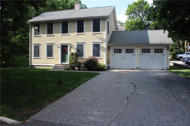 20 Wheelock Av, Cranston, RI 02920 (MLS #1228009) :: Westcott Properties