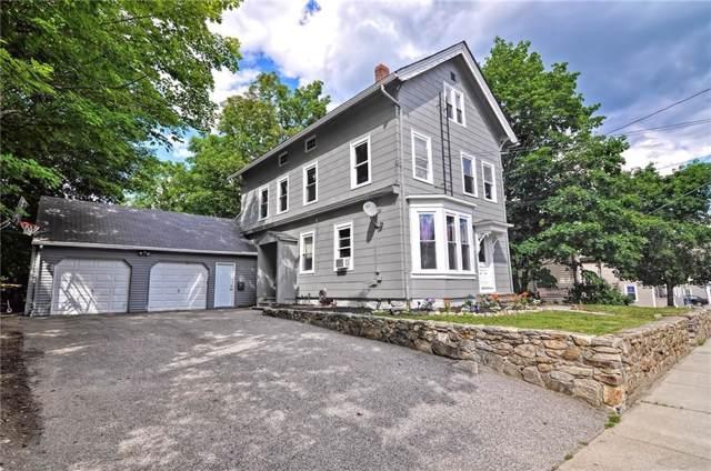 322 Chapel St, Burrillville, RI 02830 (MLS #1228318) :: Spectrum Real Estate Consultants
