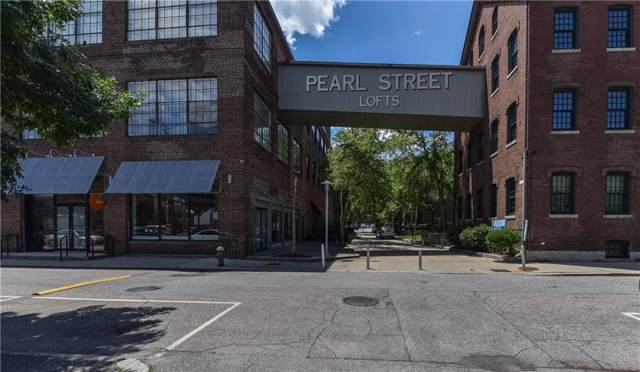 302 Pearl Street #209, Providence, RI 02907 (MLS #1228360) :: The Martone Group