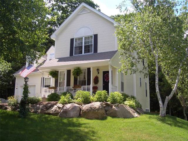 21 South Pond Dr, Coventry, RI 02816 (MLS #1228378) :: The Martone Group