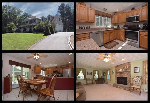 123 Douglas Hook Rd, Glocester, RI 02814 (MLS #1228438) :: Westcott Properties