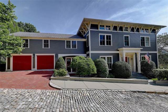 115 Benefit St, East Side of Providence, RI 02903 (MLS #1228566) :: Albert Realtors