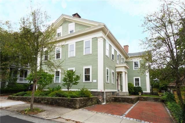 106 Williams St, Unit#3 #3, East Side of Providence, RI 02906 (MLS #1228588) :: Albert Realtors