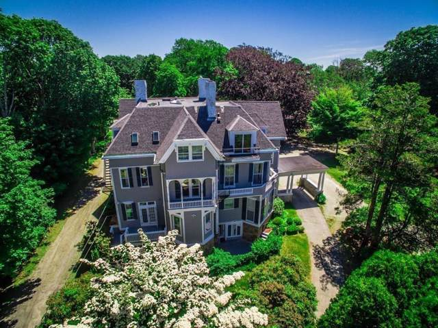 541 Bellevue Avenue #5, Newport, RI 02840 (MLS #1228634) :: Edge Realty RI
