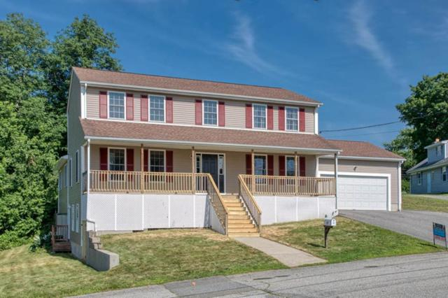 79 Rome Av, Woonsocket, RI 02895 (MLS #1228655) :: Spectrum Real Estate Consultants