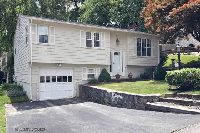 24 Morton Av, Johnston, RI 02919 (MLS #1228786) :: The Martone Group