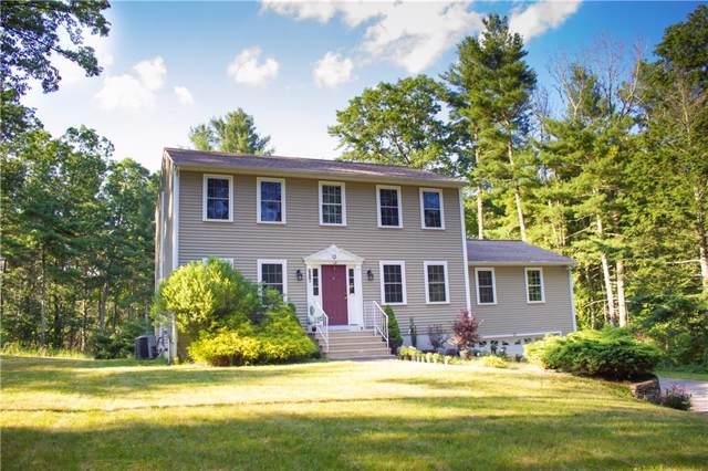 887 Putnam Pike, Glocester, RI 02814 (MLS #1228822) :: Westcott Properties