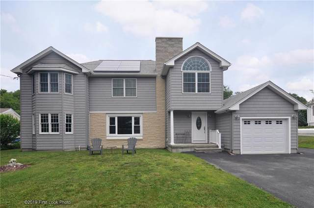1583 Old Louisquisset Pike, Lincoln, RI 02865 (MLS #1228887) :: The Martone Group