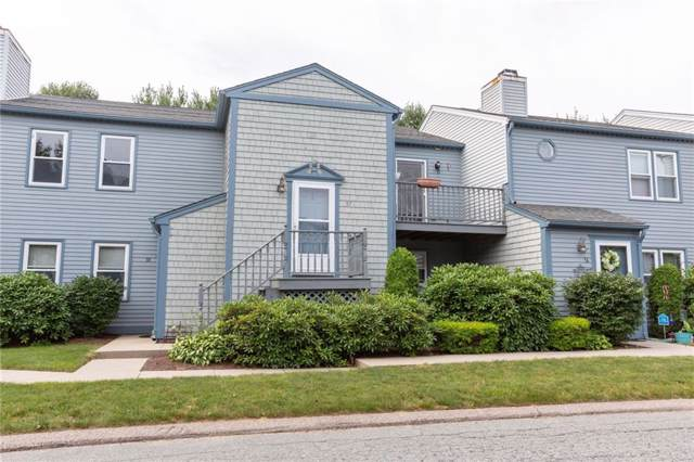 1 Willow Glen Cir, Unit#57 #57, Warwick, RI 02889 (MLS #1228901) :: Albert Realtors