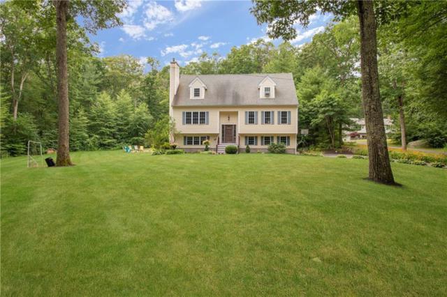 284 Smith Rd, Burrillville, RI 02830 (MLS #1229310) :: Spectrum Real Estate Consultants