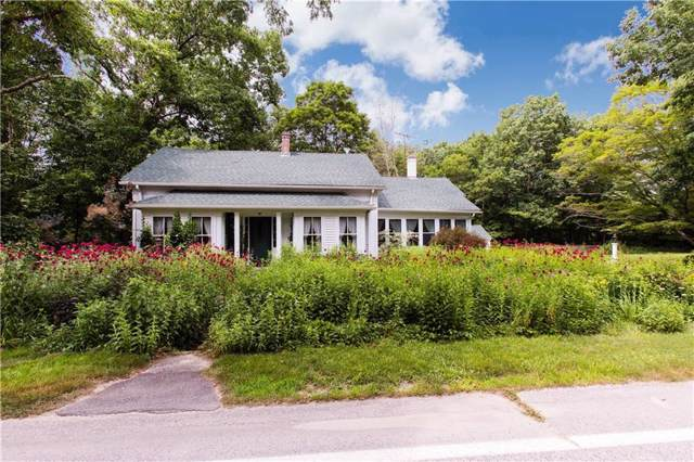 361 Old Plainfield Pike, Scituate, RI 02825 (MLS #1229382) :: Spectrum Real Estate Consultants