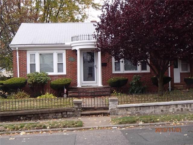 601 Laurel Hill Av, Cranston, RI 02920 (MLS #1229390) :: Albert Realtors