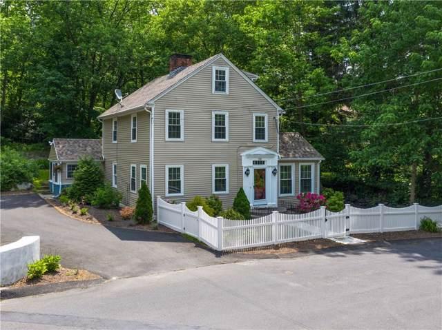 295 Main St, Scituate, RI 02831 (MLS #1229394) :: Spectrum Real Estate Consultants