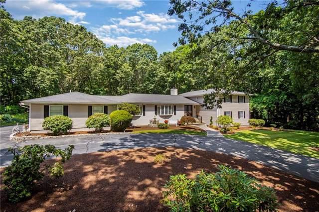 45 Apple House Rd, Cranston, RI 02921 (MLS #1229435) :: Albert Realtors