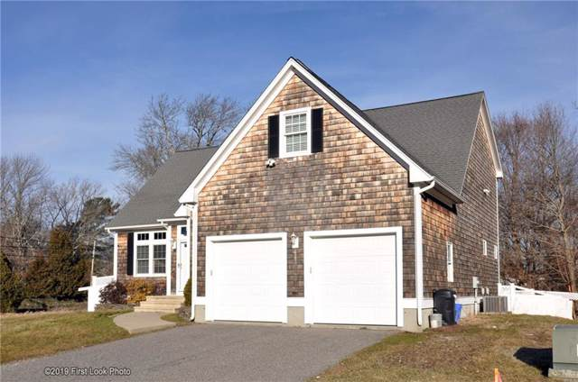 4 Village Dr, Warren, RI 02885 (MLS #1229482) :: The Seyboth Team