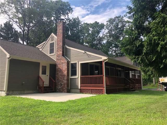 384 Ten Rod Rd, Exeter, RI 02822 (MLS #1229573) :: Spectrum Real Estate Consultants