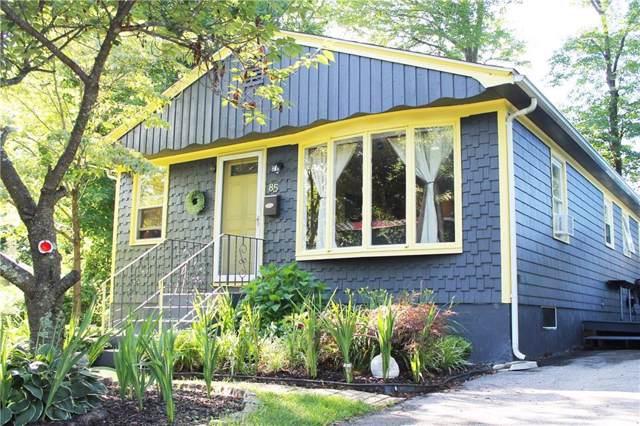 85 Sylvia Av, North Providence, RI 02911 (MLS #1229694) :: Sousa Realty Group