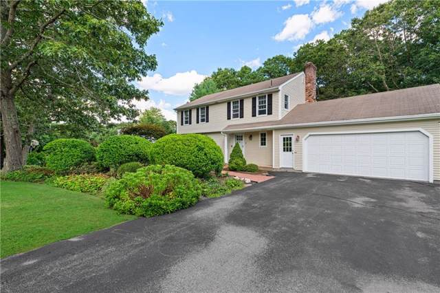 35 Tomahawk Circle, North Kingstown, RI 02874 (MLS #1229801) :: The Martone Group