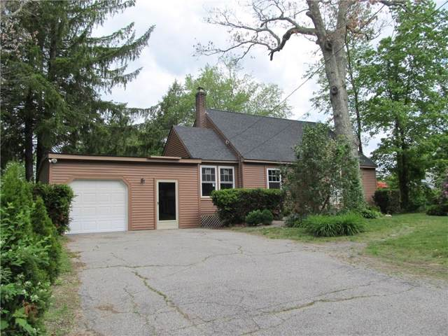 93 Chestnut Hill Rd, Glocester, RI 02814 (MLS #1229855) :: The Martone Group