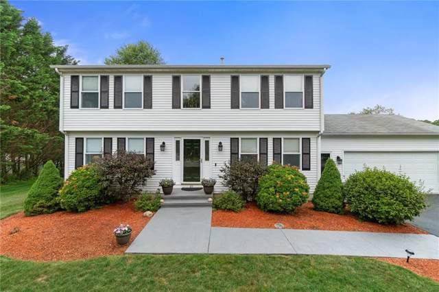 89 Abby Lane, North Kingstown, RI 02852 (MLS #1229878) :: Westcott Properties