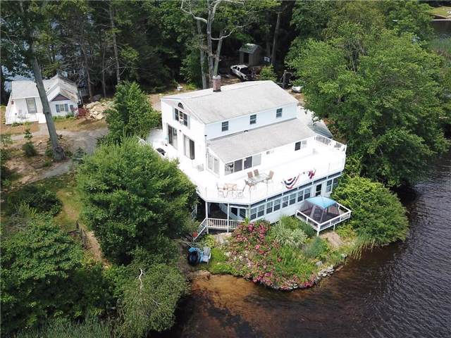 115 Sand Dam Road, Glocester, RI 02814 (MLS #1229957) :: The Martone Group