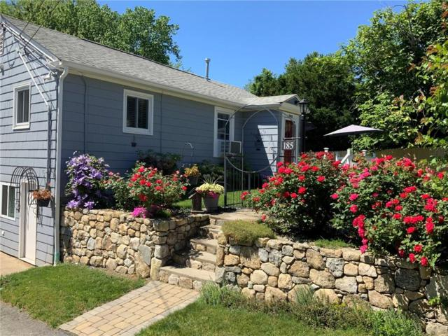 185 - 183 Cowesett Av, West Warwick, RI 02893 (MLS #1230035) :: Anytime Realty