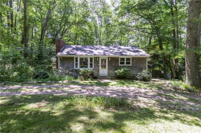 42 Ledgewood Rd, South Kingstown, RI 02881 (MLS #1230073) :: The Martone Group