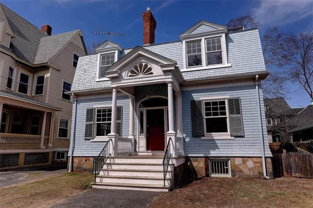 24 Adelphi Av, East Side of Providence, RI 02906 (MLS #1230182) :: Westcott Properties