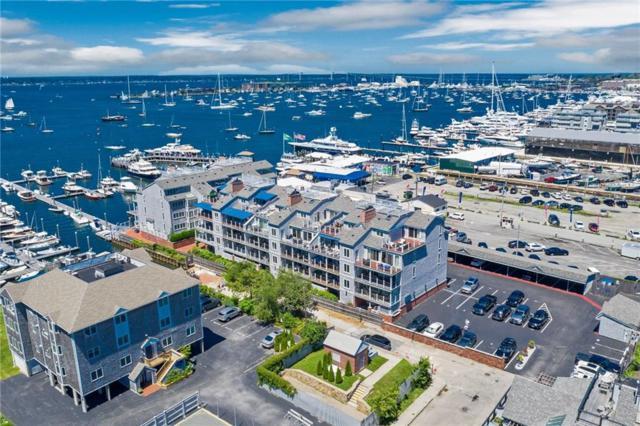 31 Coddington Wharf, Unit#27 #27, Newport, RI 02840 (MLS #1230200) :: RE/MAX Town & Country