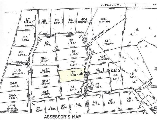 37 Sakonnet Trl, Little Compton, RI 02837 (MLS #1230330) :: Welchman Torrey Real Estate Group