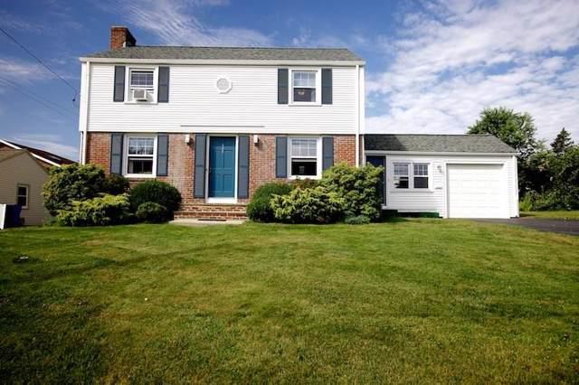 323 Garden City Dr, Cranston, RI 02920 (MLS #1230426) :: Westcott Properties