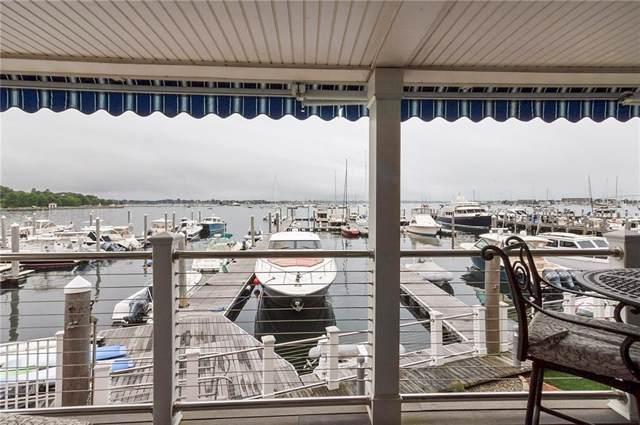 31 Coddington Wharf, Unit#8 #8, Newport, RI 02840 (MLS #1230496) :: The Martone Group