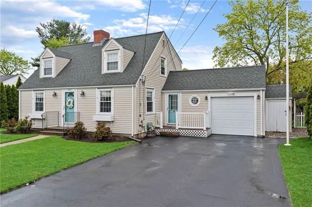 186 Garden City Dr, Cranston, RI 02920 (MLS #1230507) :: Westcott Properties