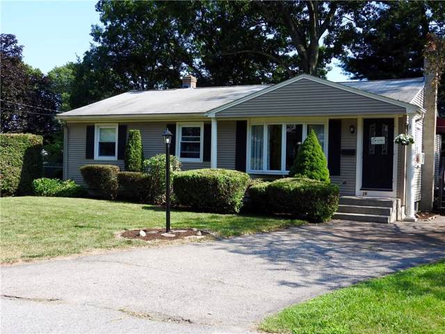 26 Oakwood Dr, Cranston, RI 02920 (MLS #1230724) :: Westcott Properties