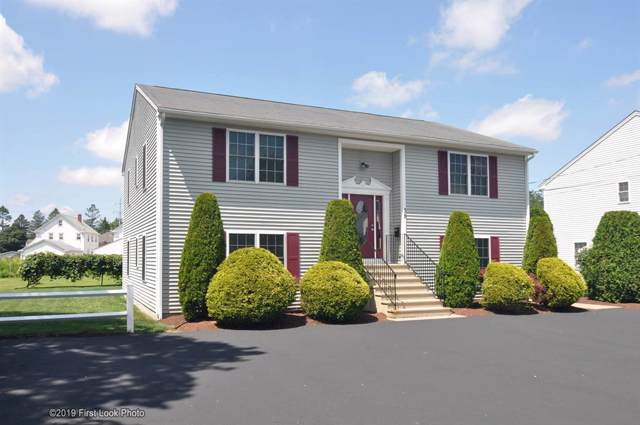 31 Rutland St, East Providence, RI 02914 (MLS #1231092) :: The Martone Group