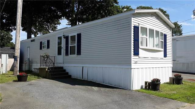 619 Forest Park Mobile Bend, Middletown, RI 02842 (MLS #1231108) :: The Martone Group