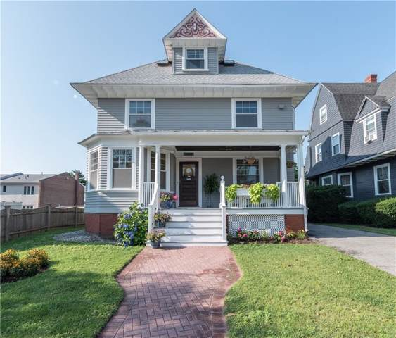 55 South Angell St, East Side of Providence, RI 02906 (MLS #1231152) :: Westcott Properties