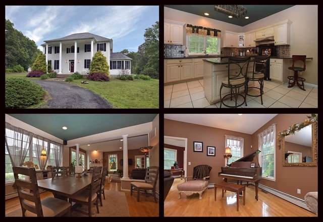 1560 Chopmist Hill Rd, Scituate, RI 02857 (MLS #1231325) :: The Seyboth Team