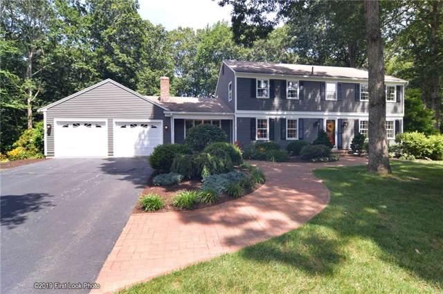 25 Limerock Dr, East Greenwich, RI 02818 (MLS #1231709) :: Westcott Properties