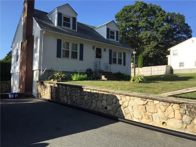 14 Milton Street, Johnston, RI 02919 (MLS #1231778) :: Westcott Properties