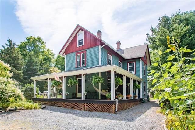 883 East Shore Road, Jamestown, RI 02835 (MLS #1231872) :: Welchman Torrey Real Estate Group