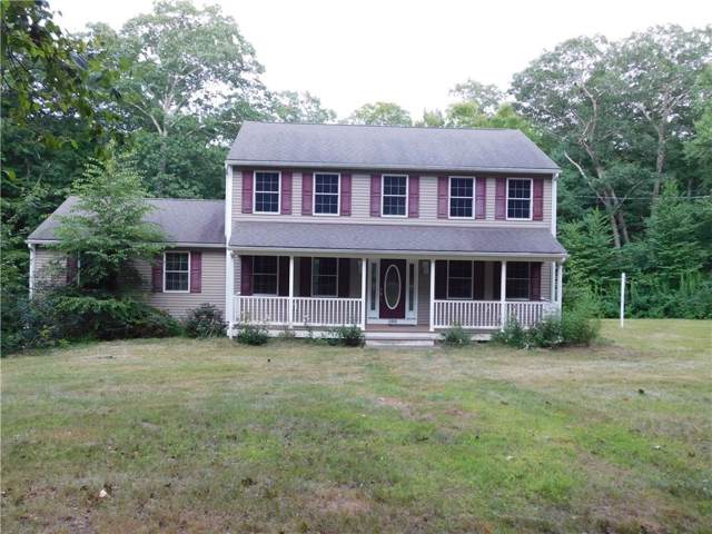 100 John Franklin Rd, Coventry, RI 02831 (MLS #1231909) :: Sousa Realty Group