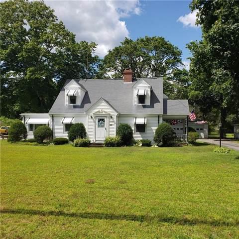 634 A + C Alton Carolina Rd, Charlestown, RI 02812 (MLS #1231922) :: Westcott Properties