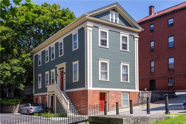 48 North Court St, Unit#1 #1, East Side of Providence, RI 02906 (MLS #1231988) :: Sousa Realty Group