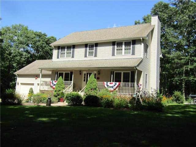 78 Willie Woodhead Road, Glocester, RI 02814 (MLS #1232043) :: The Martone Group
